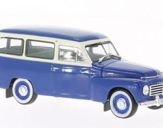 VOLVO PV445 Duett (1953), blue beige