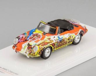 Porsche 356 C Cabriolet 1965 - Janis Joplin