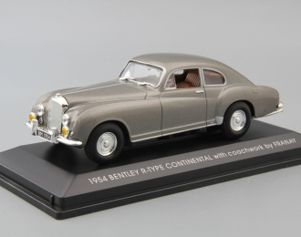 BENTLEY R-Type Continental with coachwork by Franay, grey