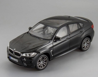 BMW X6 M (F86), saphir black