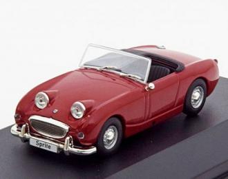 AUSTIN-HEALEY Sprite MK I (1959), dark red
