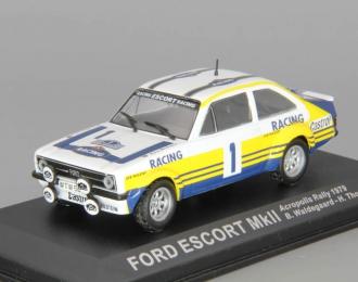FORD Escort MkII #1 B.Waldegaard - H.Thorszelius Acropolis Rallye (1979), white