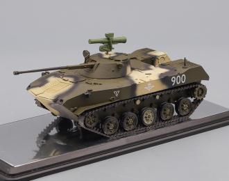 БМД-2, камуфляж