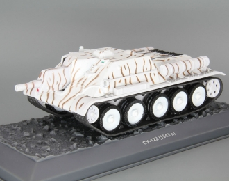СУ-122, ТАНКИ Легенды Мировой бронетехники 8