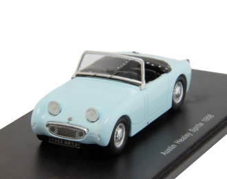 AUSTIN Healey Frogeye Sprite (1958), blue