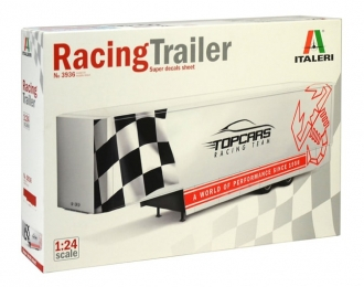 Сборная модель Прицеп Racing Trailer