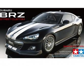 Сборная модель Subaru BRZ - Street Custom