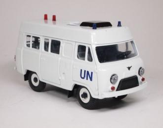 УАЗ 3962 (выс.крыша) UN, белый