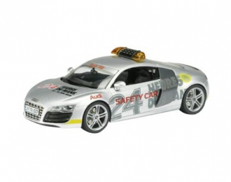 AUDI R8 V10 Safety Car 24h Le Mans (2009), silver