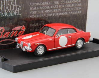 "ALFA ROMEO Giulietta Spirint 2a S. ""Old Cars Races"", red"