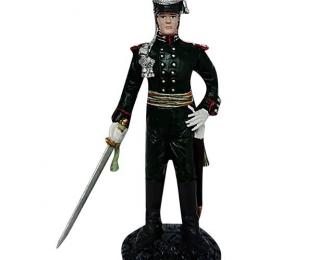 Фигурка Офицер Саперного полка, 1812-1815