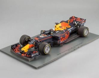 Red Bull Racing #3 3rd Spanish GP 2017 TAG Heuer RB13 Daniel Ricciardo