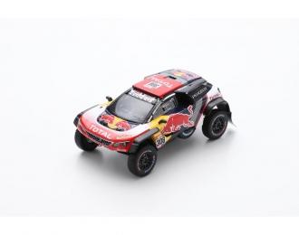 Peugeot 3008 DKR Maxi #308 - Team Peugeot Total - Dakar 2018 C. Despres - D. Castera