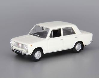 (Уценка!) ВАЗ 2101 Жигули, Автолегенды СССР 25, белый