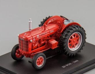 McCormick-Deering IH WD-9 (1949), red