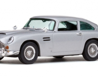 ASTON MARTIN DB5, silver birch