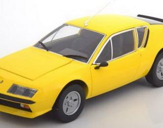 RENAULT Alpine A310 (1977), yellow