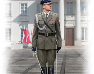 Сборная модель Фигура, Офицер Польского представительского полка
