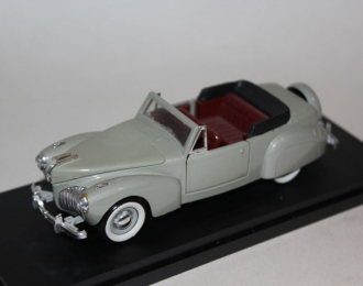 Lincoln Continental Cabriolet open (1941), grey