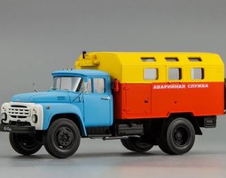 ZIL 130 кунг, аварийный автомобиль, техпомощь