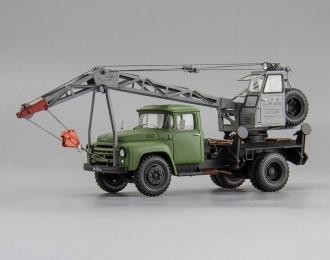 Автокран К-46 на ш. ЗИL-130