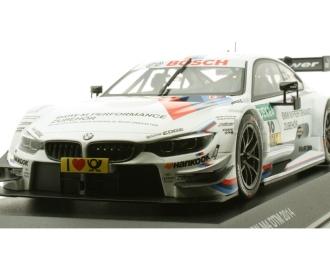 BMW M4 #10 M.Tomczyk BMW Team Schnitzer DTM (2014), white