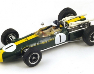 Lotus 43 BRM #1 Winner US GP 1966 Jim Clark