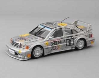 "MERCEDES-BENZ 190E Evolution II  #6 ""AMG Berlin 2000"", silver"