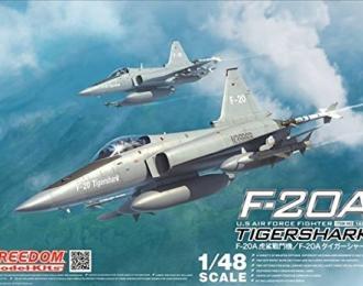 Сборная модель F-20A Tiger Shark