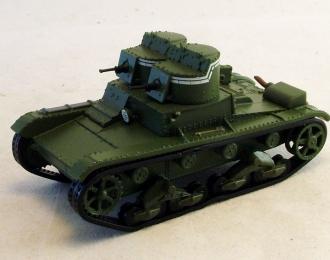 Т-26 двухбашенный пулеметный (1932), Танки Мира Коллекция 5А