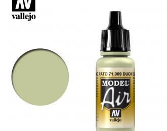 Краска акриловая `Model Air` Цвет Утиных Яиц/Duck Egg Green