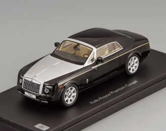 ROLLS-ROYCE Phantom Coupe,  diamond black