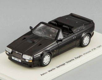 ASTON MARTIN Zagato Volante Vantage Chasis #36 (1987), black