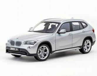 BMW X1 (E 84), TITAN SILVER