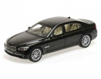 BMW 760Li (F02), черный