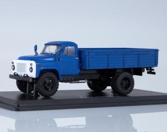 Горький 53А бортовой, синий