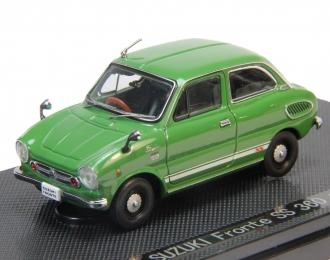 SUZUKI Fronte SS 360 (1968), green