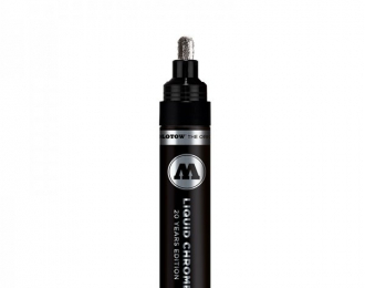 Маркер жидкий хром Liquid Chrome, 5 мм.