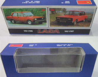 Коробка АГАТ для Волжский автомобиль 2105/07 (репринт)