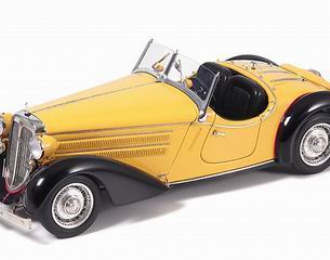 AUDI Front 225 Roadster 1935, black yellow