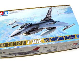 Сборная модель F-16C Block 25/32 Aircraft