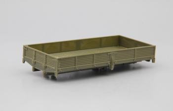Кузов Камский грузовик 43105 с низким бортом