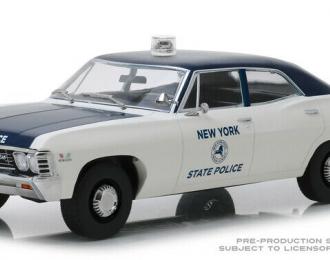 "CHEVROLET Biscayne ""New York State Police"" 1967"