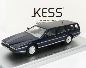 ASTON MARTIN Lagonda Shooting Brake 1987 Blue