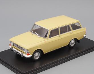 МОСКВИЧ-427, Легендарные Советские Автомобили 56, бежевый