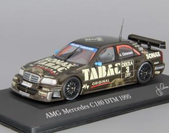 MERCEDES-BENZ C180 DTM (1995), black