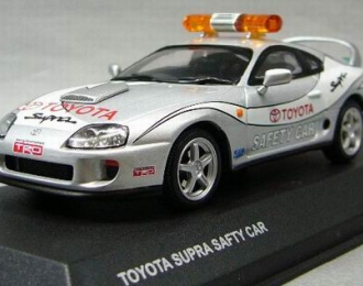 TOYOTA SUPRA A80 SAFETY CAR, SILVER