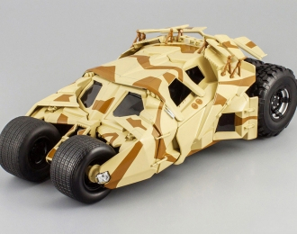 BATMOBILE Tumbler The Dark Knight Rises Batman, camouflage