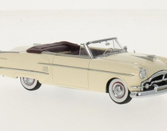 PACKARD Pacific Convertible 1954 Beige/Dark Red
