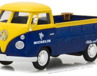 "VOLKSWAGEN T1 пикап ""Michelin Tires"" 1960"